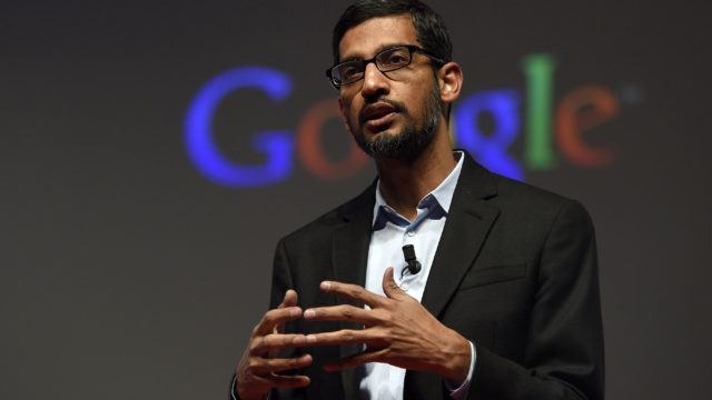 Google's new 'AI principles' forbid its use in weapons and human rights violations