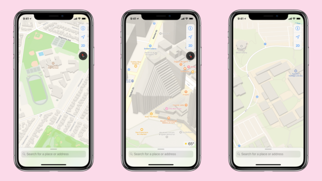 Apple is rebuilding Maps from the ground up
