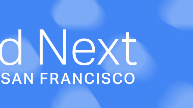Talk key takeaways from Google Cloud Next with TechCrunch writers